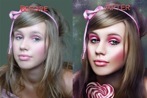Before After 36 by FP-Digital-Art