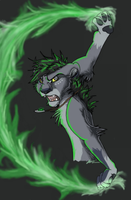 Green Lumination by SikiSpots