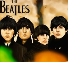 the beatles by draftershipman