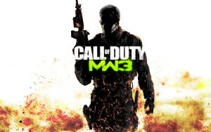 Call Of Duty:MW3 by noodleboy88
