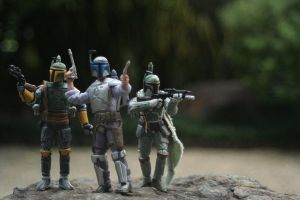We are the Mandalorian Boys by me-Kail