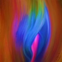 Abstract Rainbow by richair