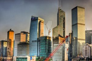 Hong Kong: the Vertical City by Ray-Devlin