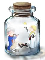 Brothers in a bottle by Vai-Vain