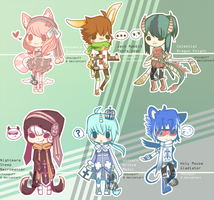 RPG Adoptables [CLOSED ] by Chouxpuff