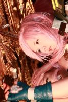 Lightning Farron ~test shooting~ by GoddessOfValhalla