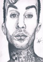 Travis Barker by flacopit