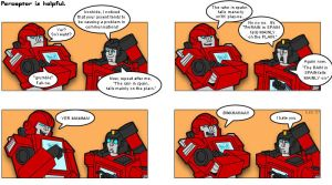 Perceptor is Helpful comic 4 by batchix