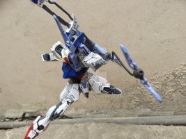 Sword Strike Gundam (MG Ver.RM) by CLeRu087
