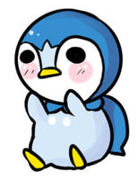 Piplup by carcarchu