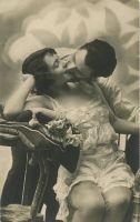 Vintage couple Stock 51 by vintage-visions