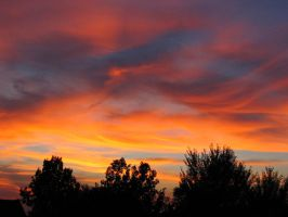 Red Heaven by Quilla6
