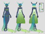Reference of the Complete Dreamer by Sketching-Panda-Ren