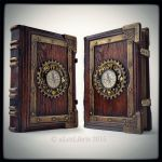 Large Steampunk journal... by alexlibris999