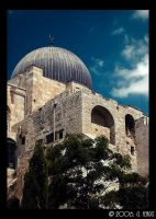 Al-Aqsa by MrFunnyPants