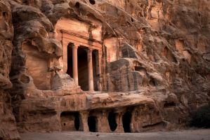Little Petra by ruthsantcortis