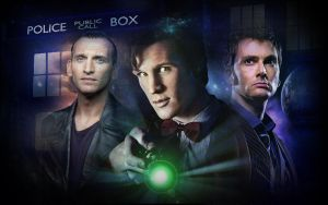 I'm the doctor by Ika-xin