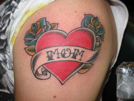 MOM by VoodooKatTattooer