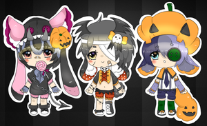 Halloween Shota Adopts [OPEN] by Sammy-Shota-Prince