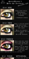 -6 Steps- Make Up -CS4- by QueenHammy