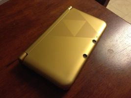 Legend of zelda 3Ds XL by TropicalSnowflake