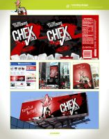 School Project: Chek Cola-B by angelaacevedo