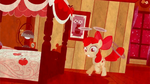 MLP - Soviet Applebloom Dancing Animation Gif by GT4tube
