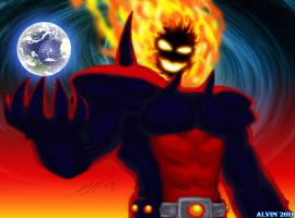 Dormammu: The Dread One by TheALVINtaker