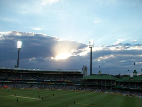At the cricket:L . by elmobabyee
