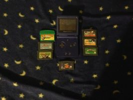 My Game Boy Advance Collection by UKD-DAWG