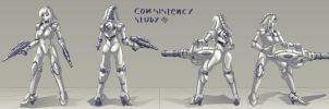 Consistency study by 4-X-S