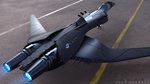 Future Jet ( S W A N ) - Concept by DrZoidberg96
