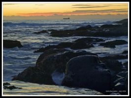 Wollongong First Light by FireflyPhotosAust