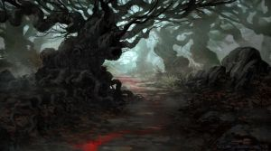 Bloody Forest by Spex84