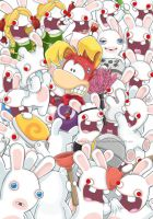 Rabbid Attack by Emm456