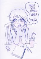 Every Artist Understands.. by CoffeeVulture