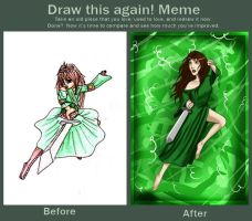 Meme: Before and After by StoryTeller13