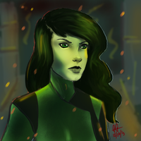 Shego by GGgunner47