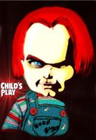 CHUCKY by ERIC-ARTS-inc