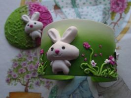 Lapin de Printemps by Nabaris