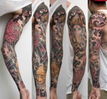 ganesha hannya waves and more by graynd