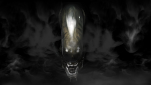 Xenomorph Smoke by Beagleman2009