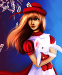 Alice and Benny Bunny by Yet-One-More-Idiot