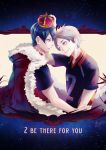 Haikyuu illustration fanbook - 2 be there for you by Miyukiko