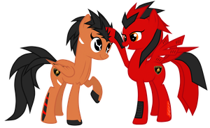 I am proud of you (Vector) by Neutron-Quasar