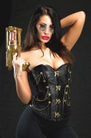 Victoria Steampunk by editingninja