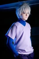 HxH: The choice make is (for you) and my future by Kiri-Theme