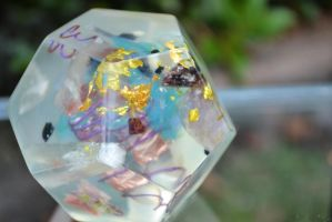 Large Dodecahedron 38 by hollyfieldsofgold