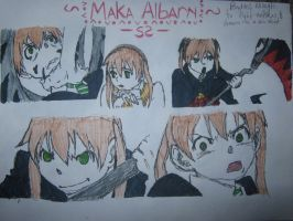 Maka Albarn Awesomeness by Lil-Miss-Princess09