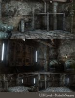 UDK -- Basement by The-Hybrid-Mobian